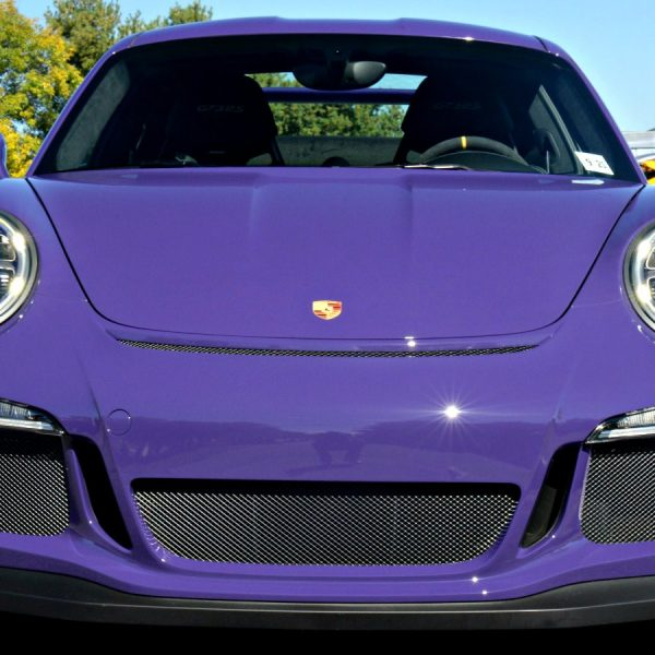 This beautiful purple Porsche GT3RS will turn heads after services by Greg Gellas of Signature Detailing NJ