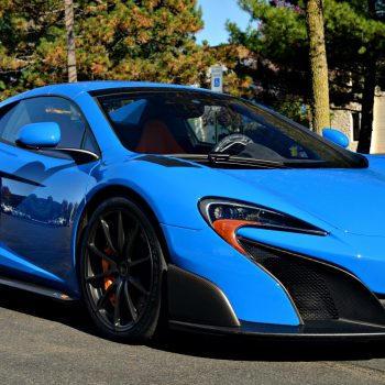 This McLaren 675LT is ready to wow the streets of Manhattan NYC after paint correction and protection by Greg Gellas of Signature Detailing.