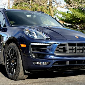 This Porsche Macan was fully front end protected with Xpel Ultimate Paint protection and a ceramic nano coating.