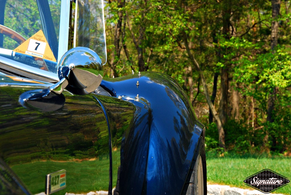 Shelby Cobra Replica Restoration Detail - Signature Detailing New Jersey - DS RQP in sun