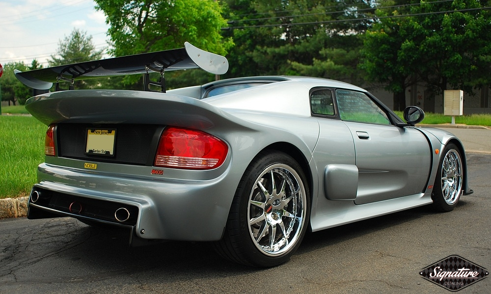 Signature Detailing - Paint Correction & CQuartz FINEST New Jersey - Noble M400 with Ceramic Paint Coating