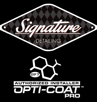 Signature Detailing - New Jersey & New York's best detailer for Opti-Coat Pro Ceramic Paint Coating