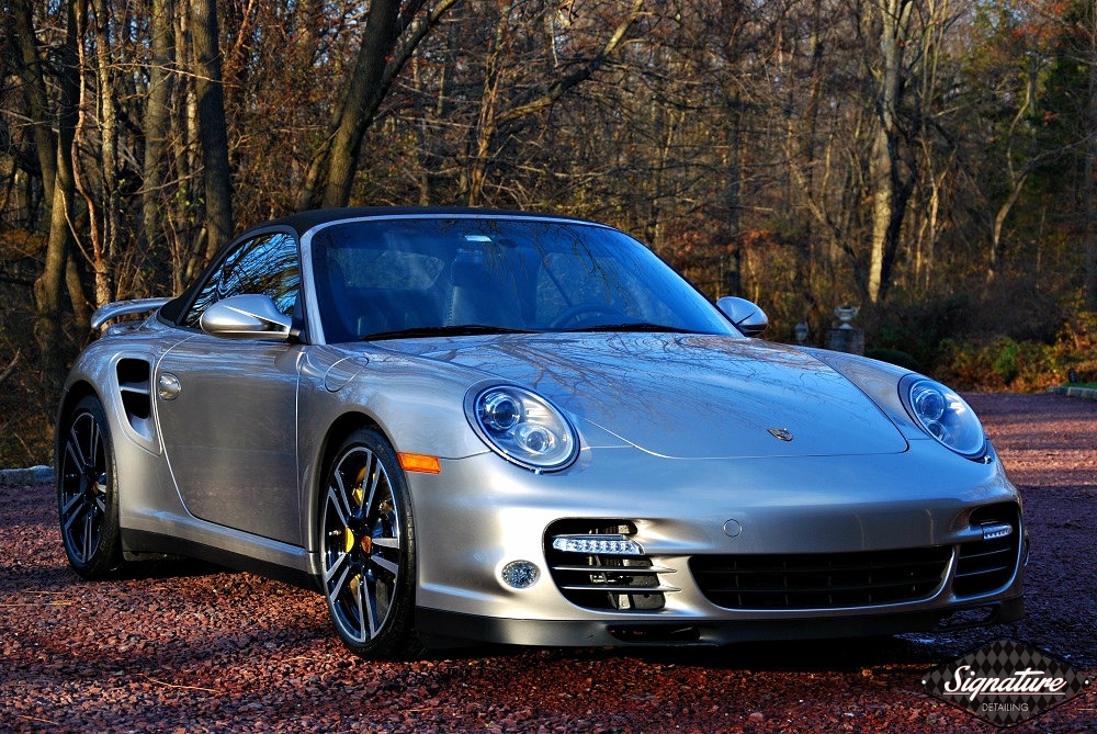 SignatureDetailing.com - Porsche 911 Turbo - Paint Correction & Ceramic Paint Coating - New Jersey Detailer