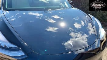 Paint Correction, Polishing or Buffing by Signature Detailing in Hillsborough NJ Restores automotive surfaces.