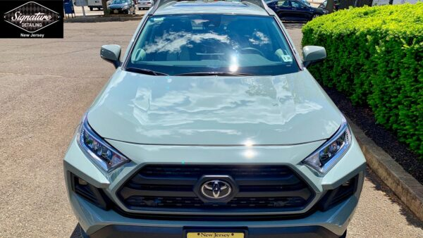 Toyota Rav4 Adventure's exterior is protected by Clear Bra PPF & Ceramic Coating from Signature Detailing New Jersey.